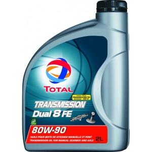 Huile de boite Transmission Total Dual 8 FE 80W90