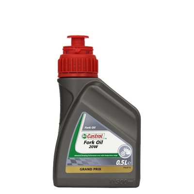 Fork Oil 20W Castrol - 500ml