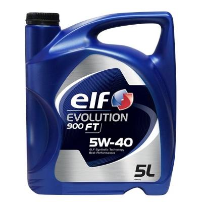 Huile moteur Elf Evolution 900 FT 5W40