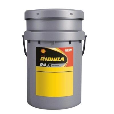 Huile moteur Shell Rimula R4X 15W40