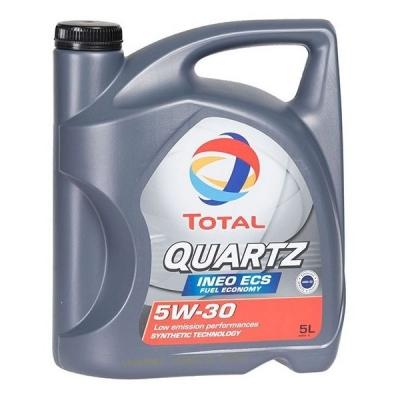 Huile moteur Total Quartz Ineo ECS 5W30