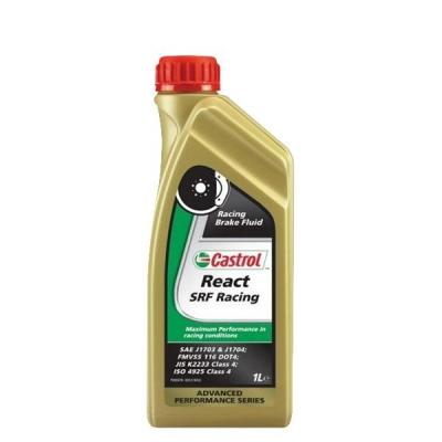 Liquide de frein Castrol React SRF Racing