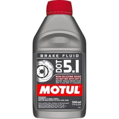 Liquide de frein Motul Brake Fluid DOT 5.1 - 500ml