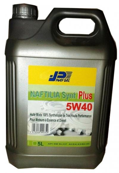 huile moteur naftal 5W40