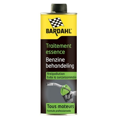 Traitement anti-pollution essence Bardahl - 300ml